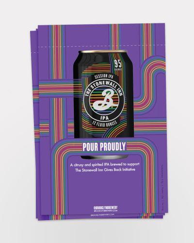 Stonewall Inn IPA Case Card 25/Ct