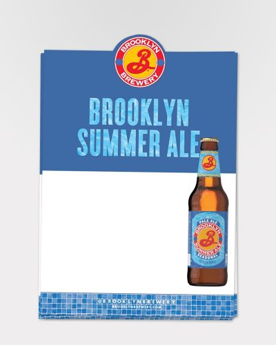 Summer Ale Case Card 25/ct