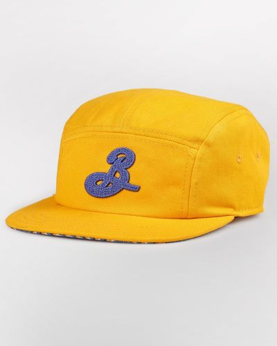 5-Panel Hat - Yellow