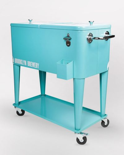 Brooklyn Patio Cooler Cart
