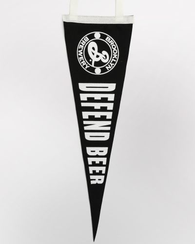 Defend Beer Pennant